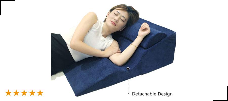 almohadas cuña antireflujo para adultos