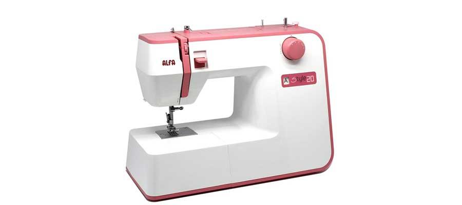 Qué maquina de coser es buena para principiantes